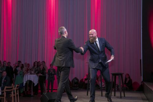 Aalborg Awards 2018 Prisuddeling87